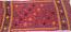 banjara tribal dark red