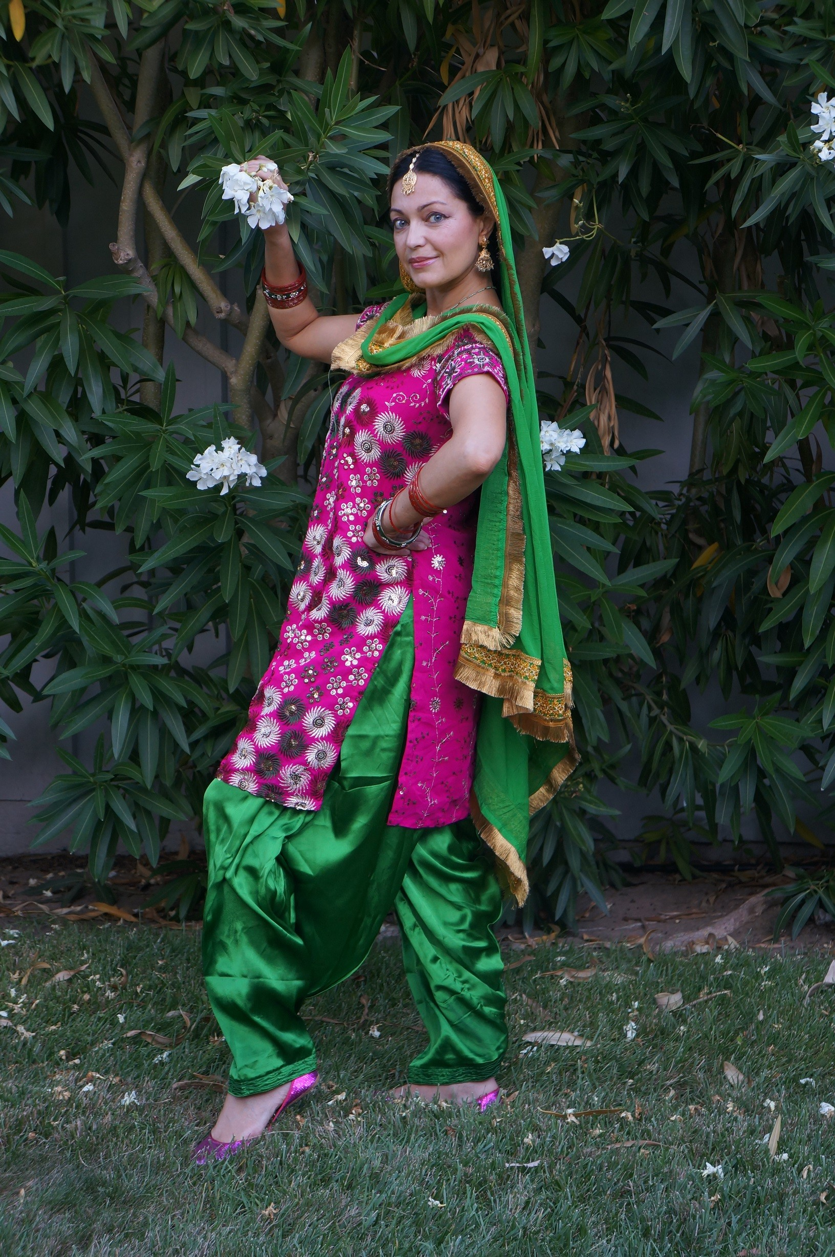 bollywood costume 25