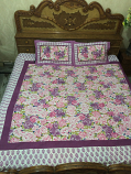 Indian Bed sheet 44