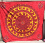 Indian Bed sheet 50