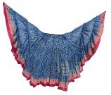 Blue Maharani skirt 13