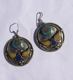 tribal earrings 132