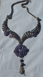 Tribal indian necklace 2