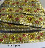sequin trim 116