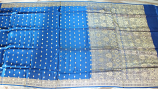 Used silk sari 37