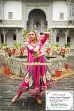 Bollywood dance costume 74