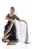 Bollywood dance costume 113