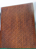 Wooden Carved Jewellry Box 1