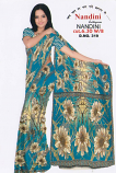 Sari with blouse and petticoat 30