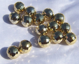 10 mm metal bead 401