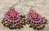 Kuchi earrings 30