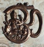 Ganesha wall hanging 2