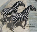 Zebra Pair 1