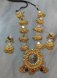 Tribal kuchi necklace 26