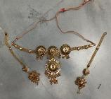 Tribal kuchi necklace 89