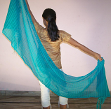 Belly dance veils on sale 34