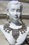 Tribal kuchi necklace 101