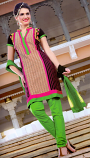 Indian salwar kameez 68