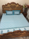 Indian Bed sheet 13