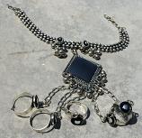 Ring combo bracelet 9