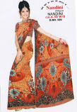 Sari with blouse and petticoat 20