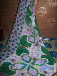 Sari with blouse and petticoat 44