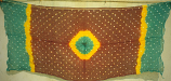 Bhandhani tie dye Scarf 16