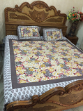 Indian Bed sheet 41
