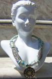 Tribal kuchi necklace 10