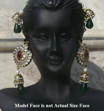 Bollywood earrings  9