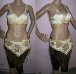 Belly dance costume 39
