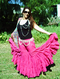 Gypsy harem pants