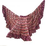 Banjara skirt 7 Purple