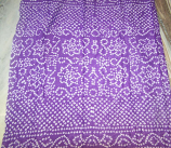 Cotton Bhandani Sari
