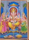Ganesha print 3