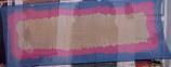 3-yard multi color chiffon veil
