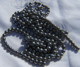 10 mm silver bead 504