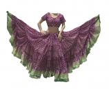 Purple Maharani skirt 2