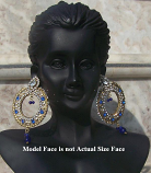 Bollywood earrings  2
