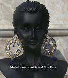Bollywood earrings  2