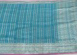Used silk sari 17