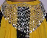 Tribal  waist hips belt-4