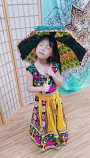 kids garba costume 14