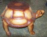 Tortoise Stool