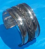 Tribal kuchi cuff 65