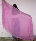 Belly dance veils on sale 8