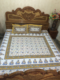 Indian Bed sheet 47