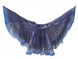Navy Blue Maharani skirt 1
