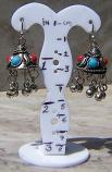 Kuchi earrings 66