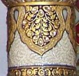 Marble Flower vase 10